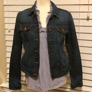Gap Denim Jean Button Jacket